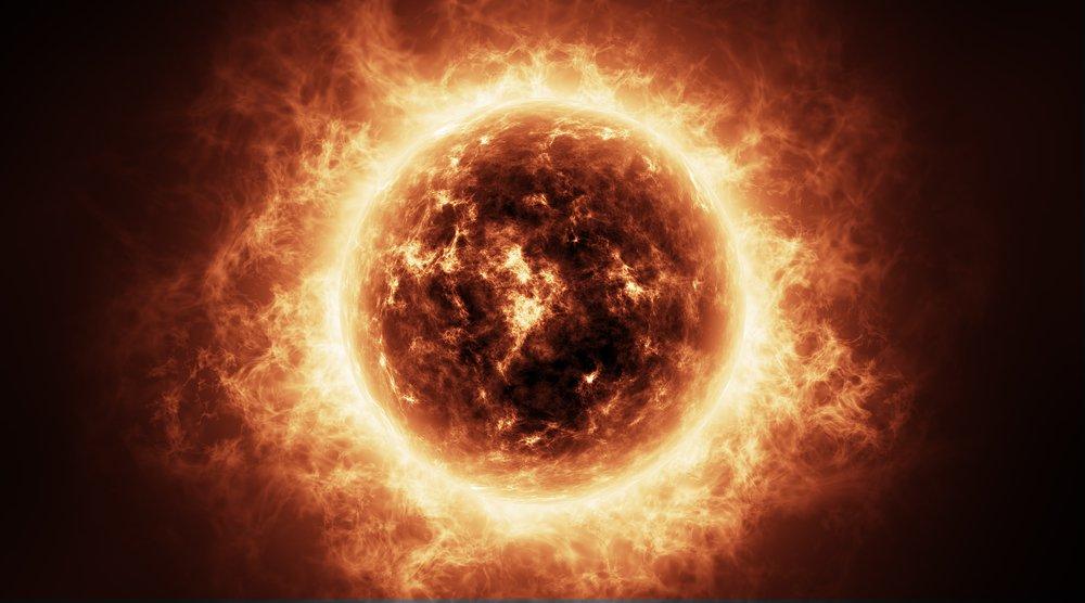 Solar flare (Credit: chanchai howharn/Shutterstock)