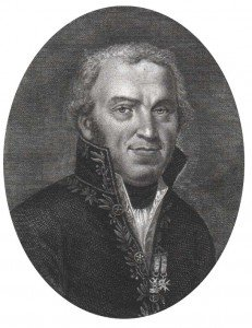 Giovanni Battista Venturi, the man who discovered the Venturi effect (Source: Wikipedia)