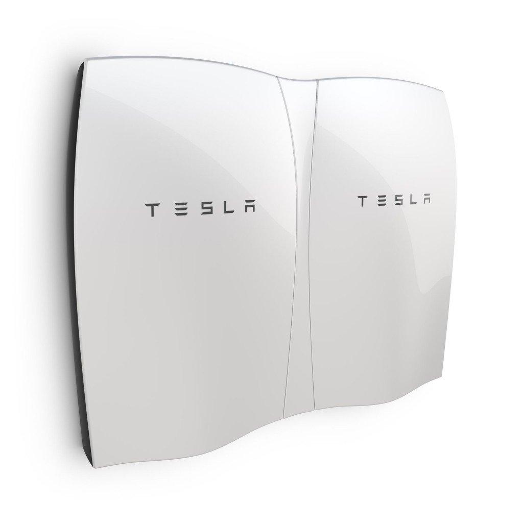 Double Tesla Powerwall (Photo Credit: Insideevs.com)