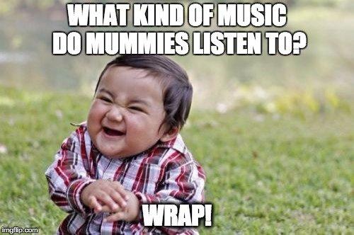 Mummy Meme