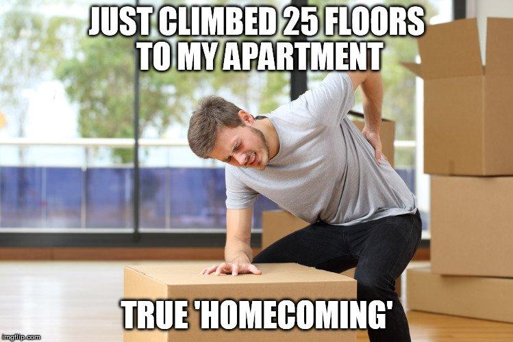 elevator meme