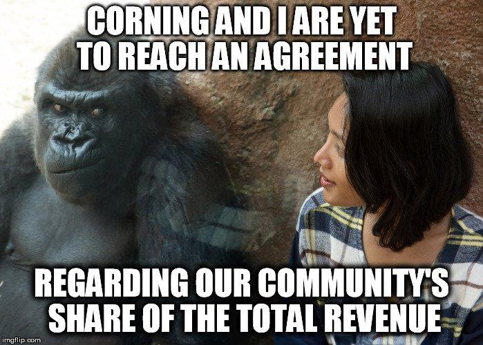 gorilla meme