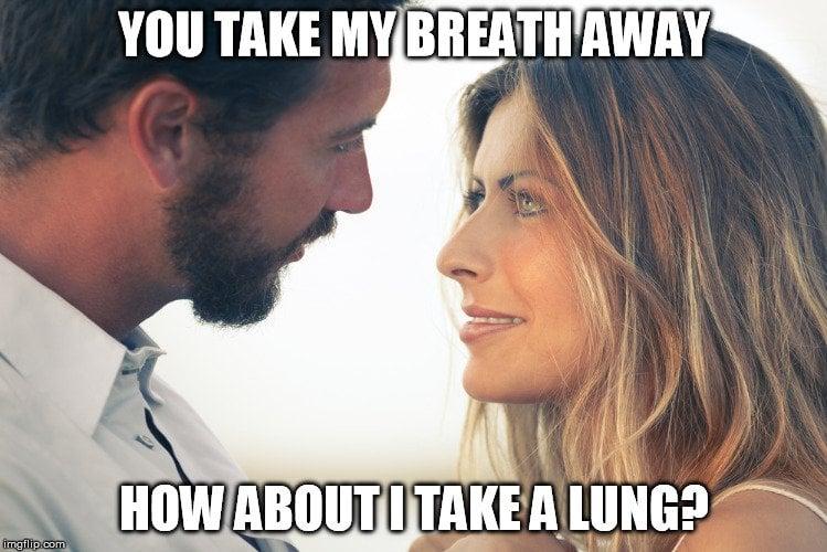 lung meme