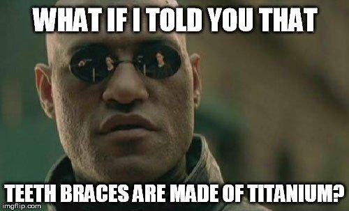 titanium meme