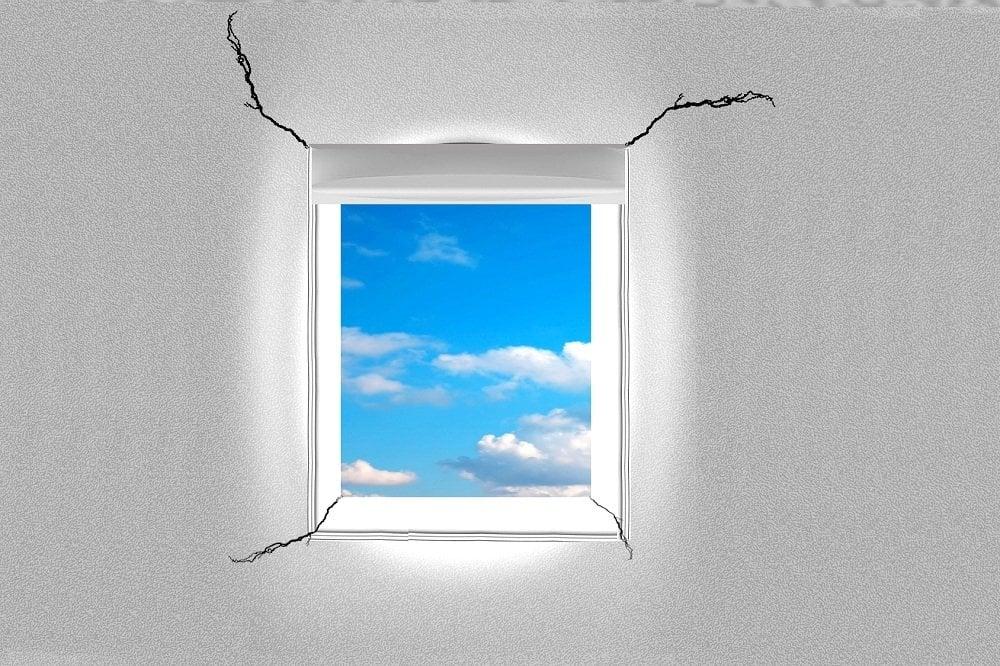 Airoplane windows