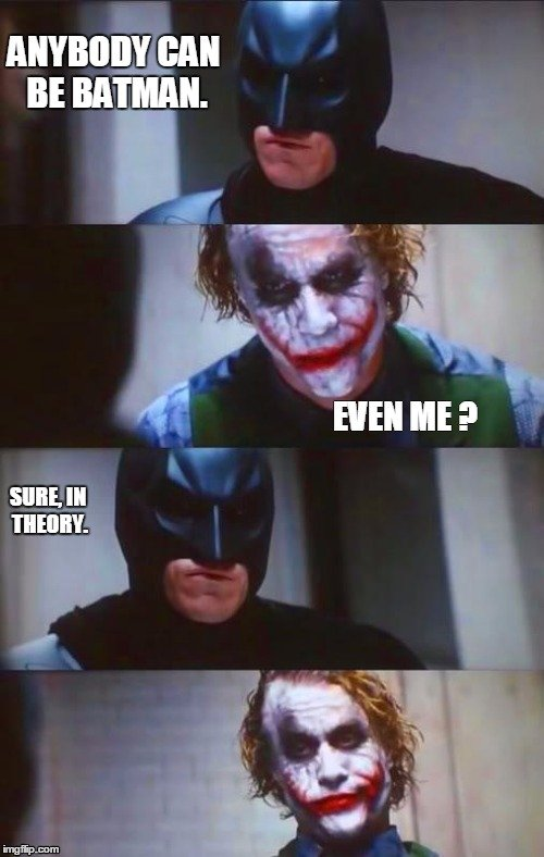 BatCape JokerBat
