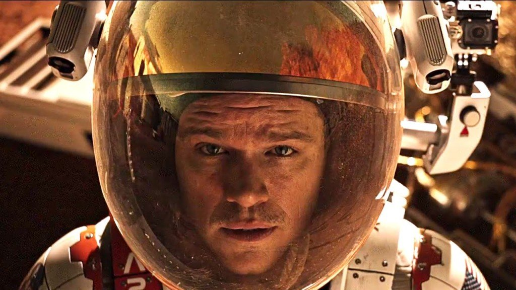 the martian movie