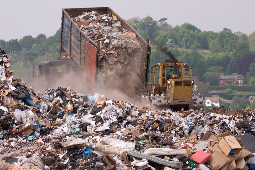 Landfill (Photo Credit: rob245 / Fotolia)
