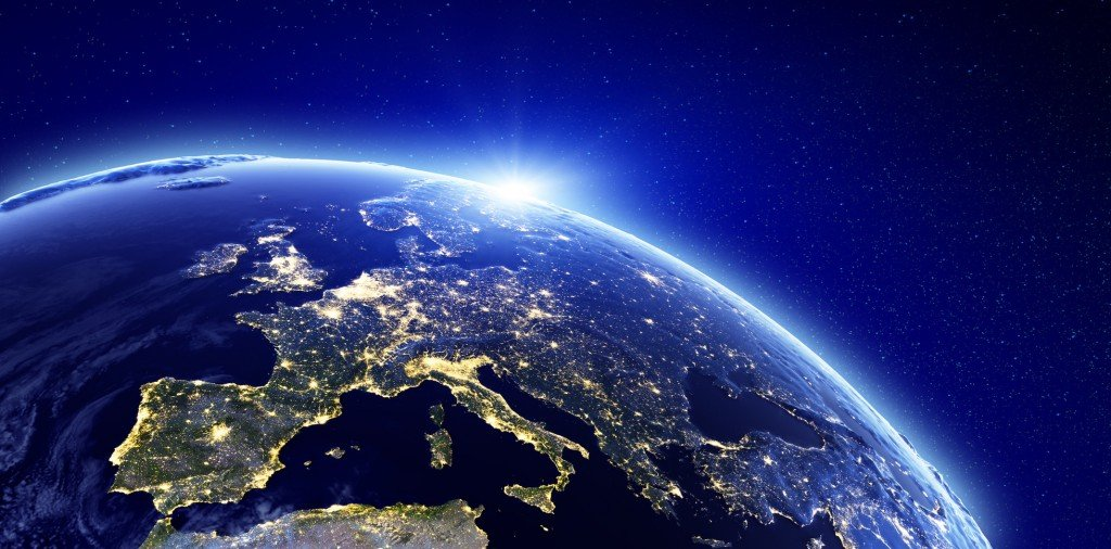 City Lights Over Europe (Photo Credit: 1xpert / Fotolia)