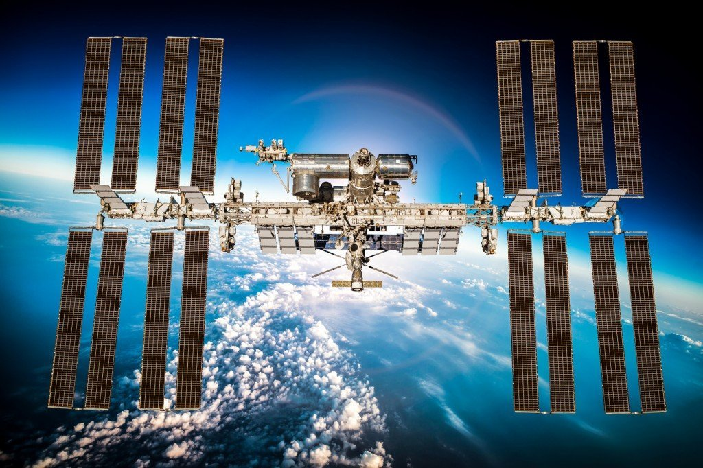 International Space Station (Photo Credit: Andrey Armyagov / Fotolia)