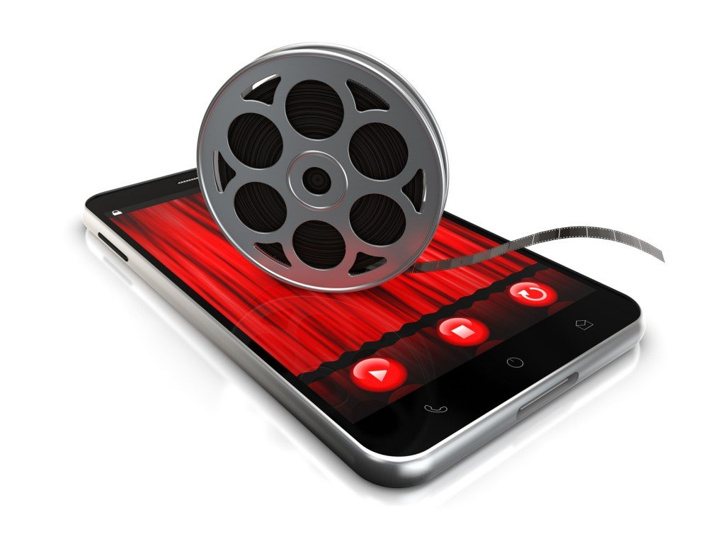 Smartphones and Digital Film - A Match Made in Hollywood Heaven (Photo Credit: aey / Fotolia)