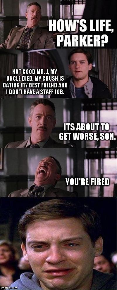 Poor Parker