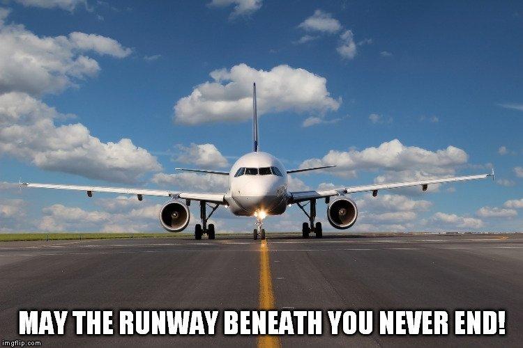 runway meme