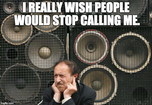 Why Do Speakers Make A Weird Noise Near A Ringing Phone