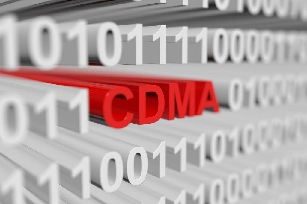 CDMA (Photo Credit: profit_image / Fotolia)