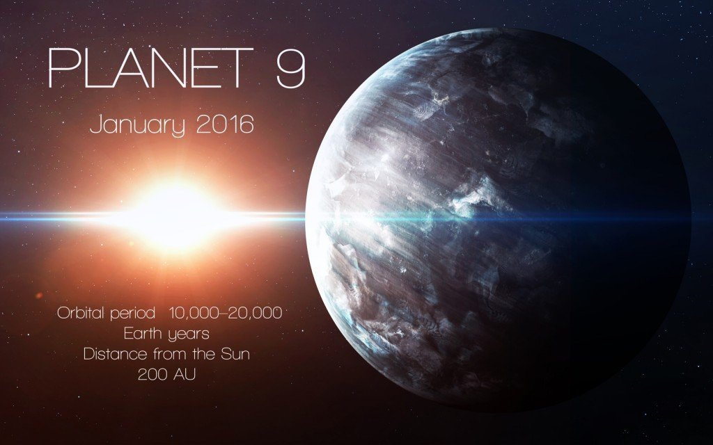 Planet 9 (Photo Credit: Vadimsadovski / Fotolia)