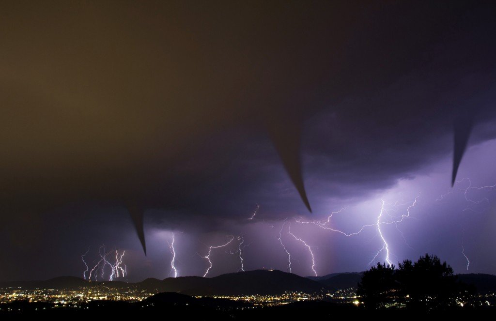 Tornado Alley (Photo Credit: swa182 / Fotolia)