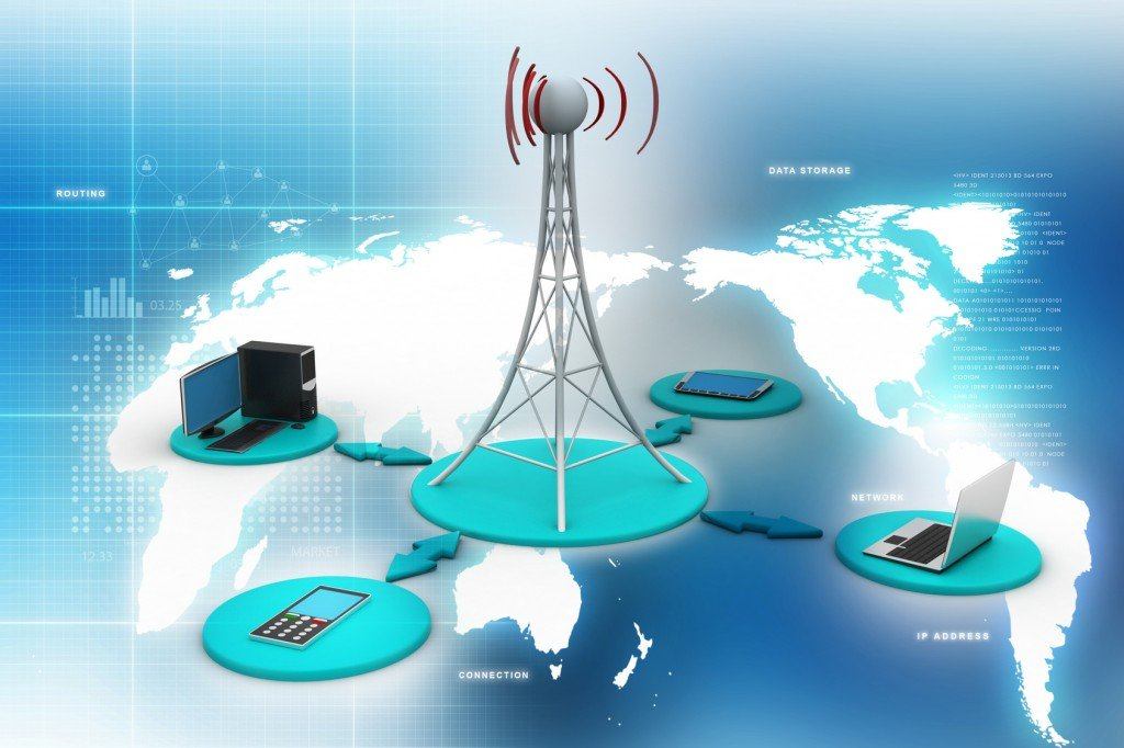 Base Station (Photo Credit: cutimage / Fotolia)
