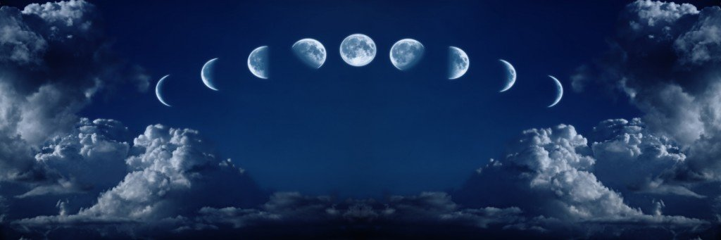9 Phases of the Mysterious Moon (Photo Credit: korionov / Fotolia)