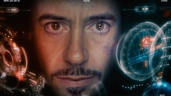 iron man augmented reality