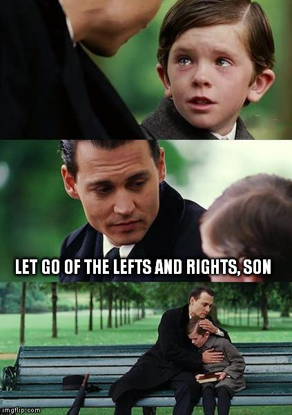 left and right meme