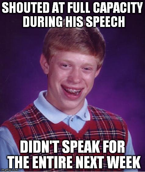 shouted at speech meme 1