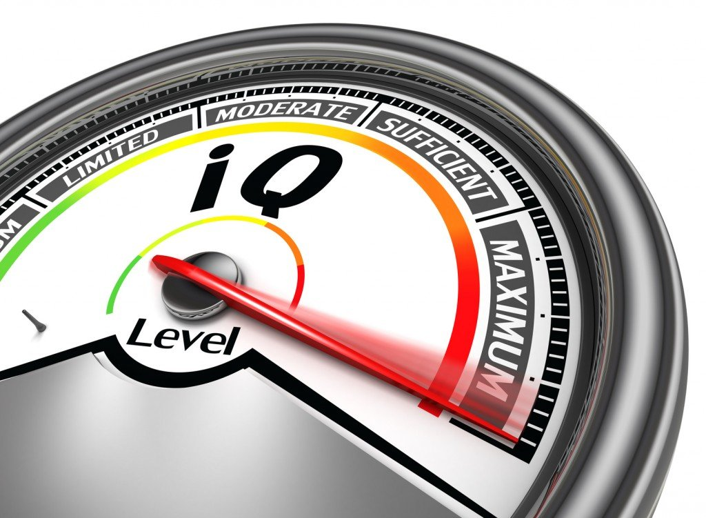 IQ Meter (Photo Credit: fontriel / Fotolia)