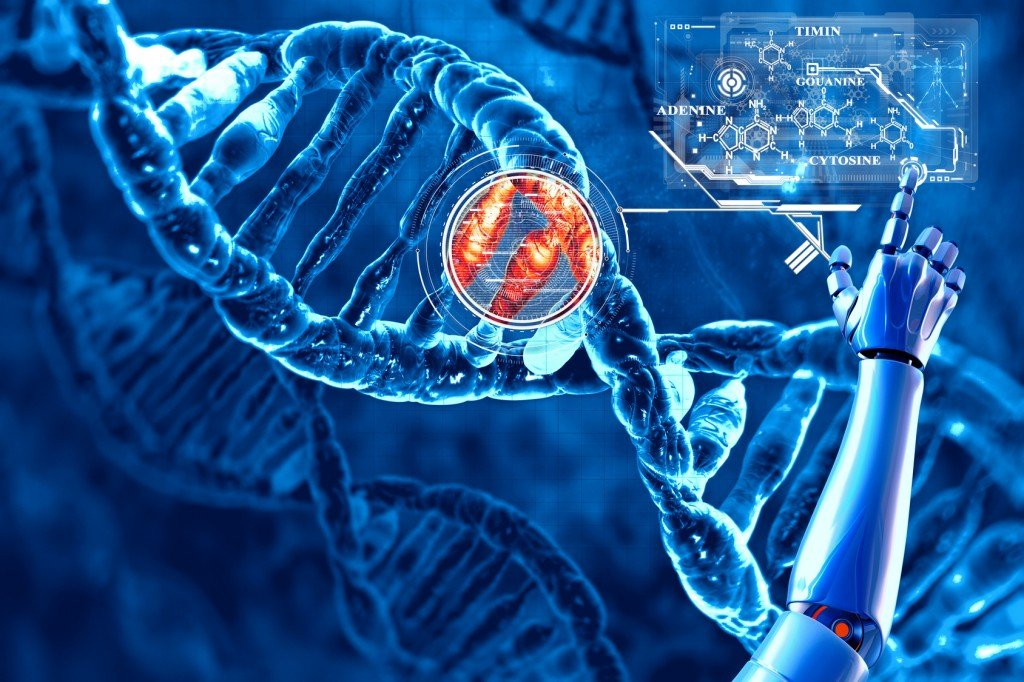 Genetic Modification (Photo Credit: vitstudio / Fotolia)