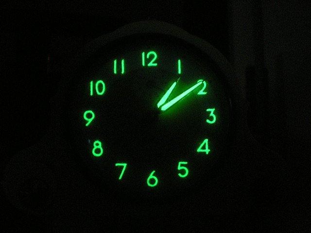radium dial