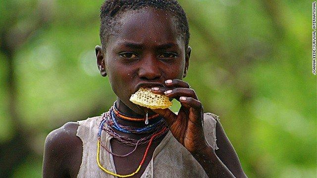 hadza tribe