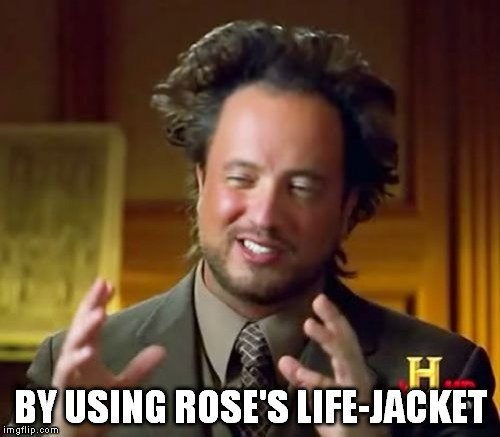 rose life-jacket meme