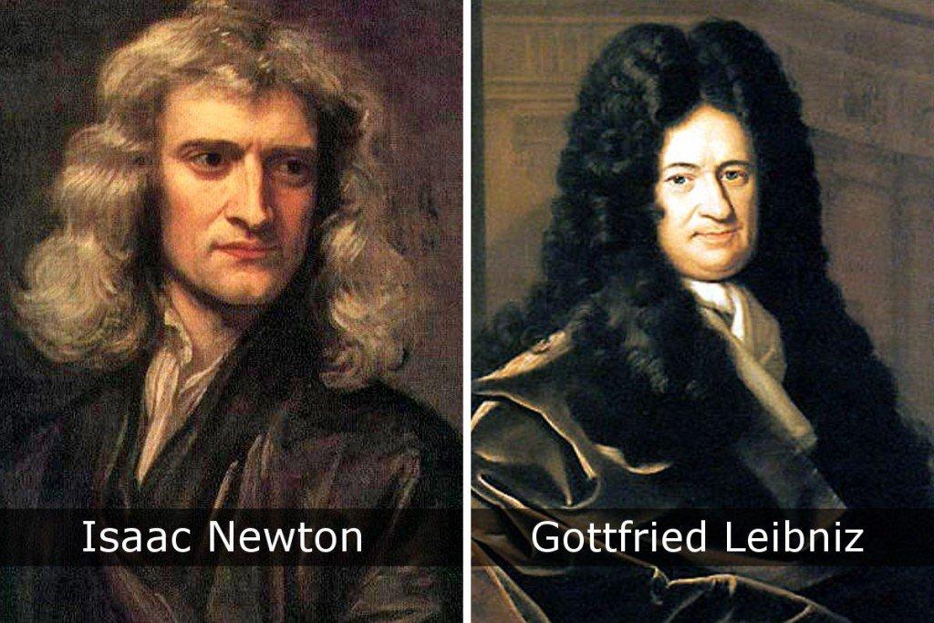 Isaac Newton & Gottfried Leibniz