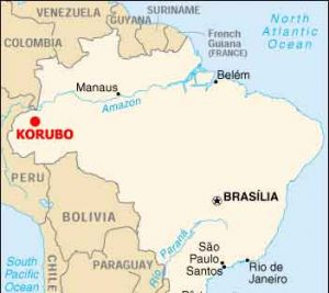 Korubu Map