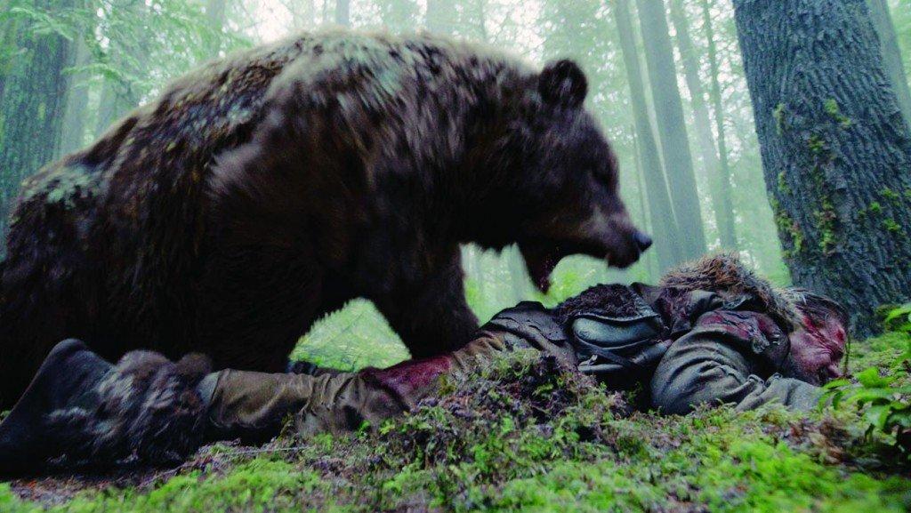 Revenant bear fight