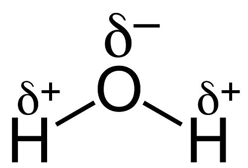 water chemical structure