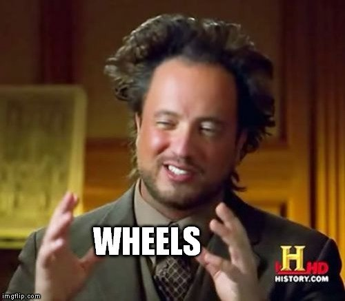 wheels meme