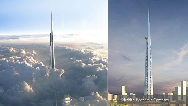 Concept Design of The Jeddah Tower