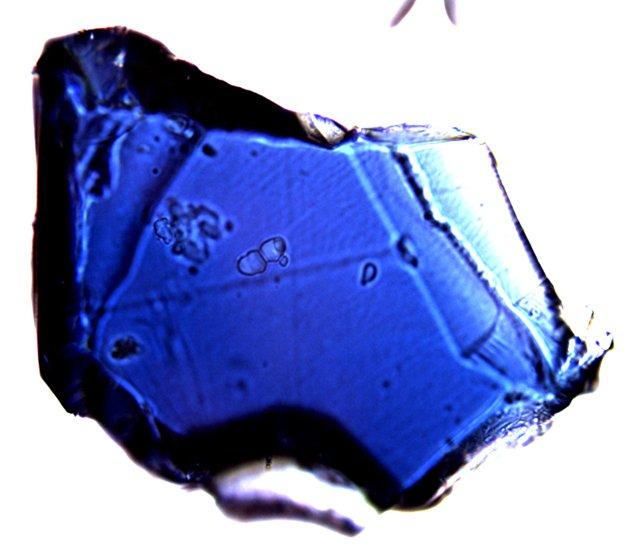 A piece of Ringwoodite