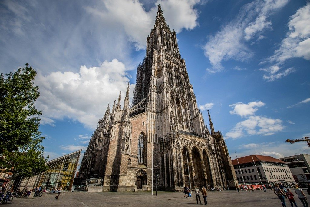 The Ulm Minster in Germany