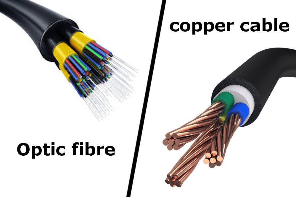 Fiber & Optic cables