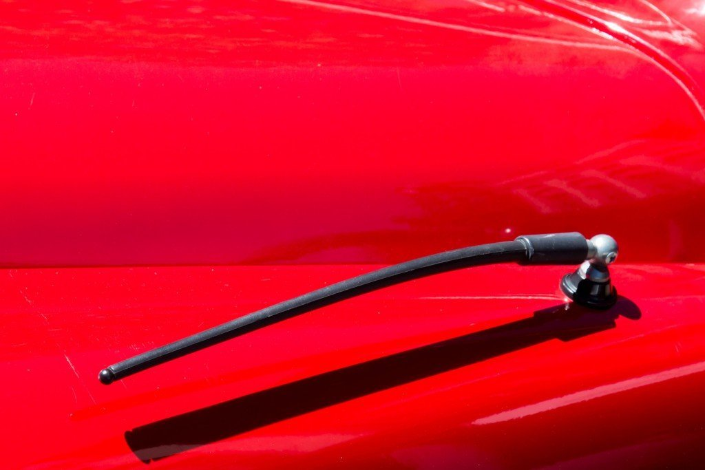 Even a car has an antenna for its radio Credit: Karagrubis/ Fotolia