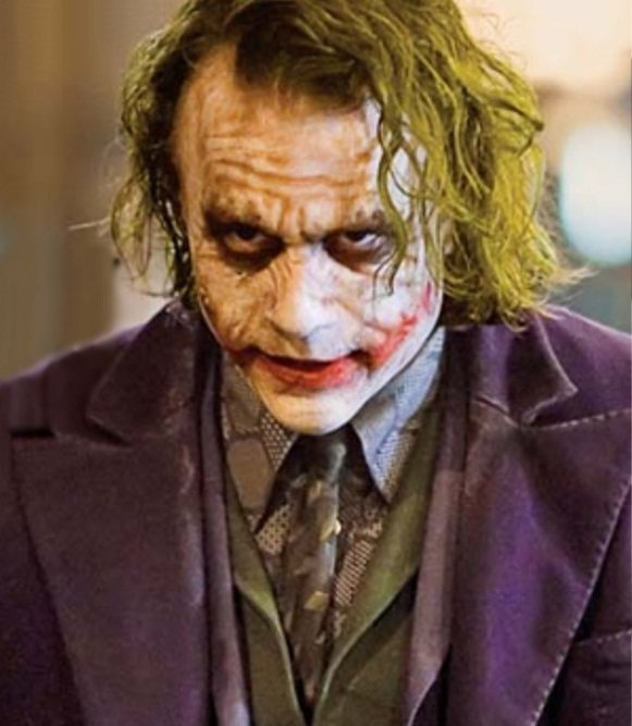 The Joker sociopath