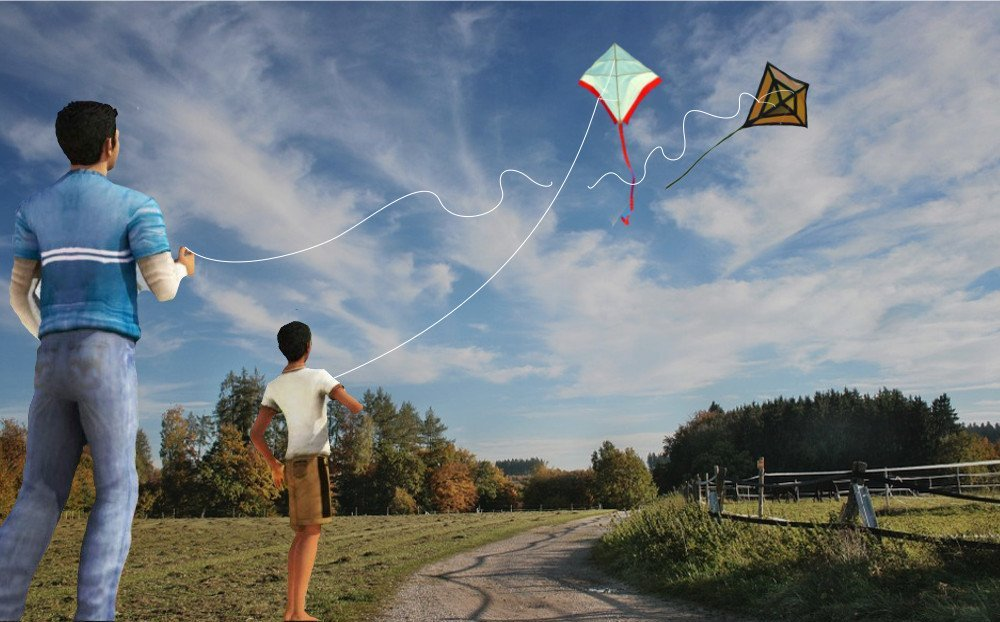 The Science of Flying A Kite » Science ABC