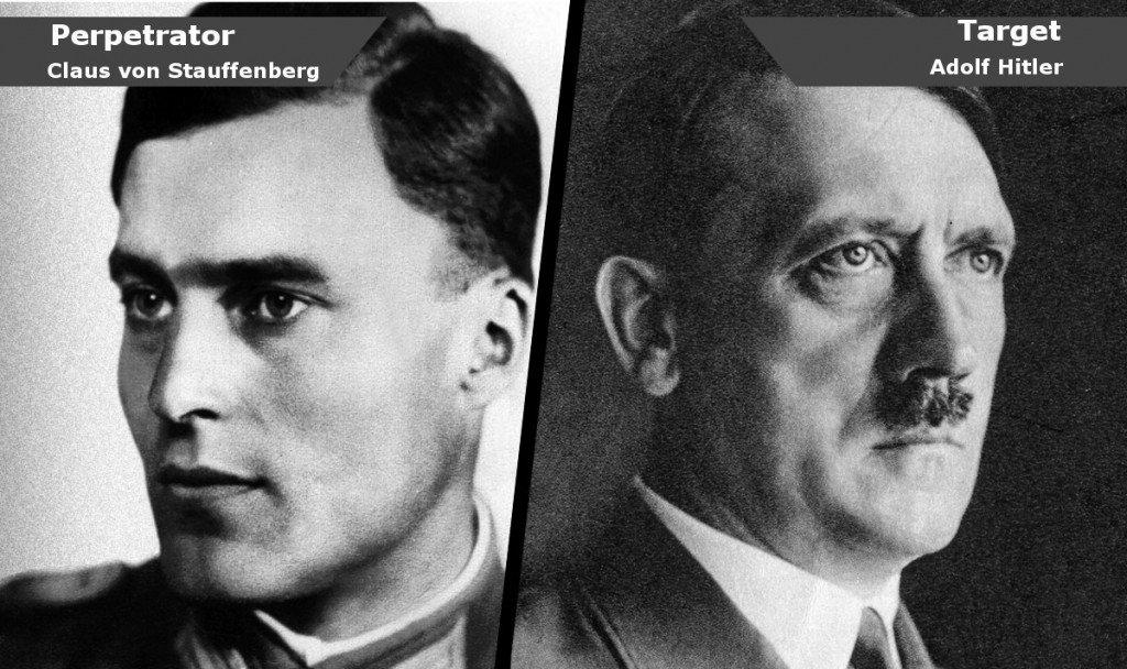 Stauffenberg Vs Hitler