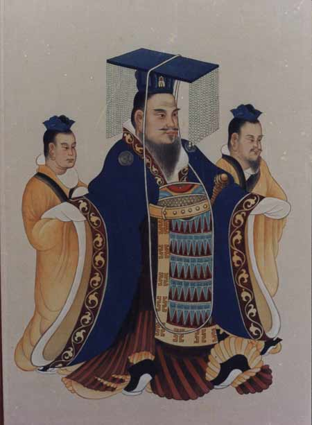 Emperor Wudi of Han Source: Wikipedia