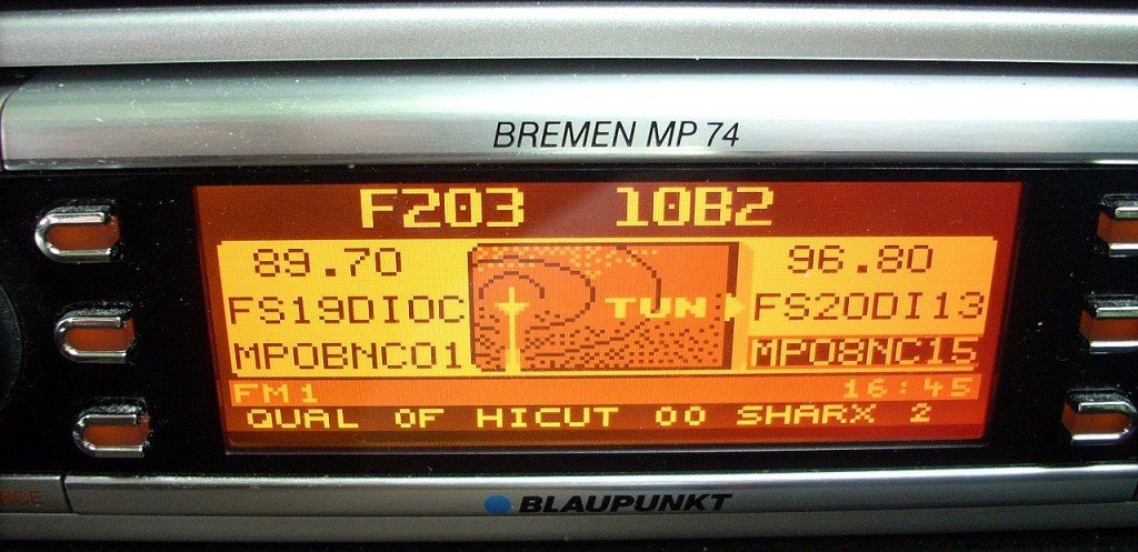 car radio rds