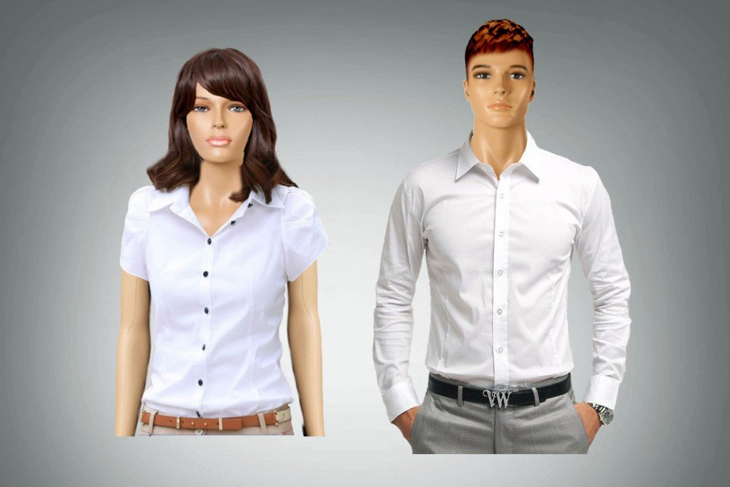 men and women clothing