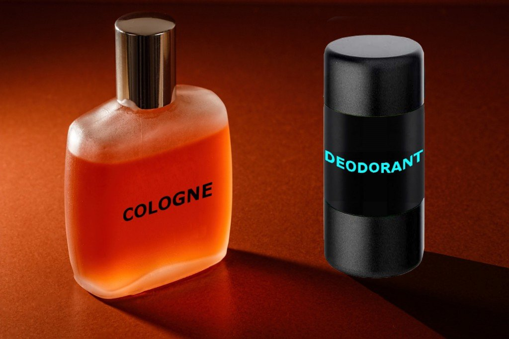 Deodrant & Cologne