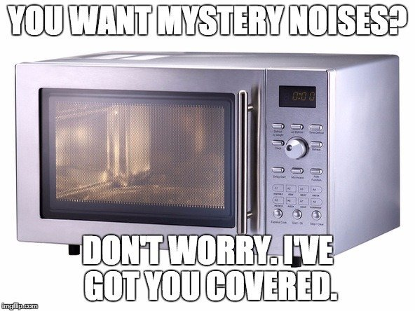 , Why Do Microwaves Make Noise?, Science ABC, Science ABC
