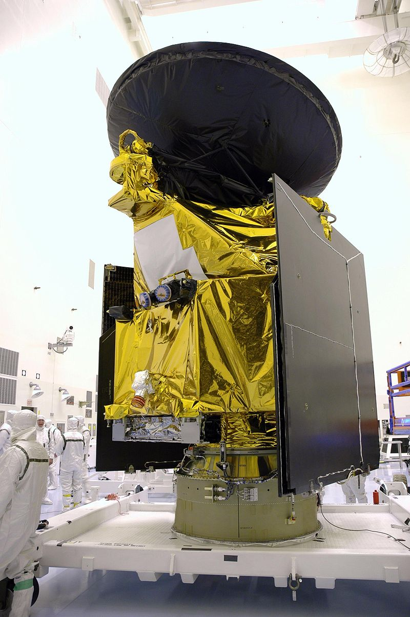 MLI blanket satellite